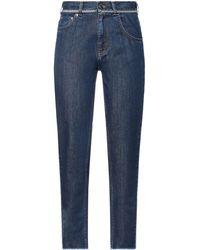 N°21 Denim Trousers - Blue