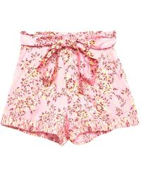 Poupette Shorts & Bermuda Shorts - Pink