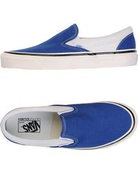 Vans Low Sneakers & Tennisschuhe - Blau