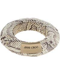Jimmy Choo Bracelet - White