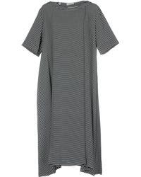 Zanetti 1965 Knee-length Dress - Blue
