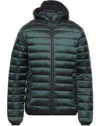 Fred Mello Down Jacket - Green