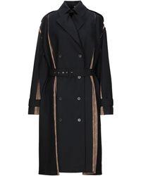 ROKH Overcoat - Black