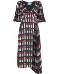 Prada 3/4 Length Dress - Black