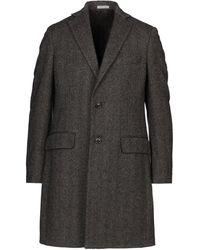 Angelo Nardelli Coat - Black
