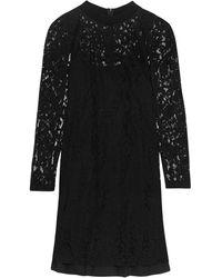 DKNY Midi Dress - Black