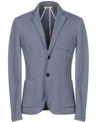 Obvious Basic Jackett - Blau
