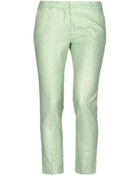 Femme By Michele Rossi Trouser - Green