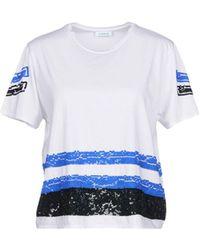 P.A.R.O.S.H. Camiseta - Blanco