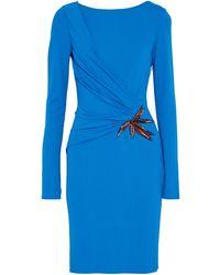 Emilio Pucci Short Dress - Blue