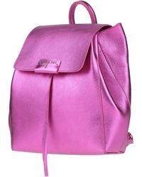 Patrizia Pepe Backpack - Purple
