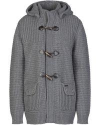 Bark Coat - Gray