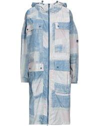 adidas By Stella McCartney Overcoat - Gray