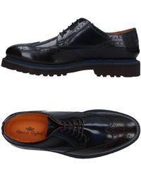 Domenico Tagliente Lace-up Shoe - Brown