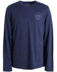 Michael Kors Pyjama - Bleu