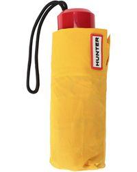 HUNTER Regenschirm - Gelb