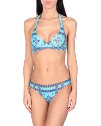 Fisico Bikini - Blu