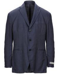 Al Duca d'Aosta Suit Jacket - Blue
