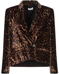 MASSCOB Suit Jacket - Multicolor