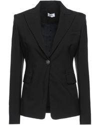 KATE BY LALTRAMODA Suit Jacket - Black