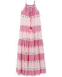 Dodo Bar Or Vestito lungo - Rosa