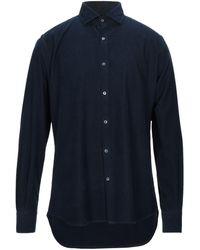 Brooksfield Shirt - Blue