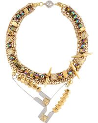 Assad Mounser - Necklace - Lyst