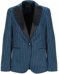 Soallure Suit Jacket - Blue