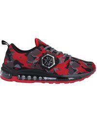 Philipp Plein Low-tops & Sneakers - Red