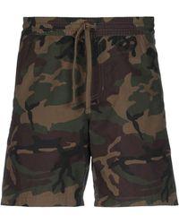 Vans Shorts e bermuda - Verde