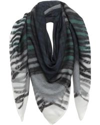 Golden Goose Deluxe Brand Square Scarf - Green