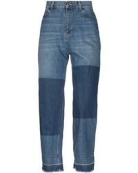 Aglini Denim Pants - Blue