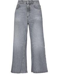 Department 5 Pantaloni jeans - Grigio