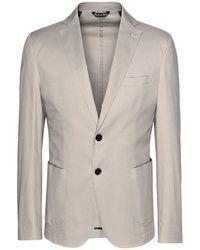 8 by YOOX Suit Jacket - Grey