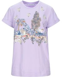 Vivetta T-shirt - Violet
