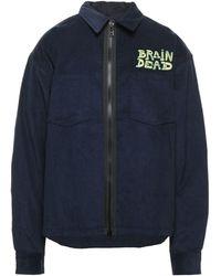 Brain Dead Camisa - Azul