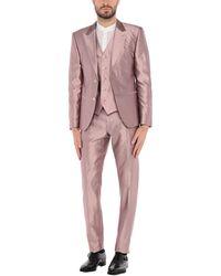 Dolce & Gabbana Suit - Pink
