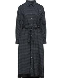 Engineered Garments Midi Dress - Grey