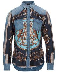 Dolce & Gabbana Denim Shirt - Blue