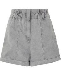 IRO Shorts jeans - Grigio