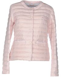 Fred Perry Down Jacket - Pink