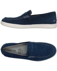 Geox Loafer - Blue