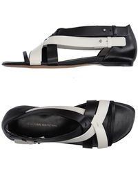 CoSTUME NATIONAL Sandals - Black