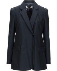 Golden Goose Deluxe Brand Suit Jacket - Blue