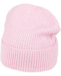 SPADALONGA Hat - Pink