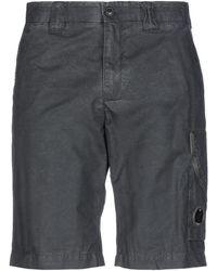 C.P. Company Shorts & Bermuda Shorts - Grey