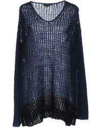 7b91196373 Pullover - Blu