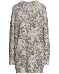 Antonio Marras Short Dress - Natural