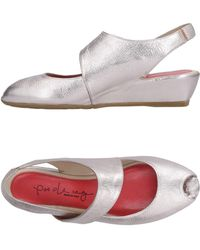 Pas De Rouge - Sandals - Lyst