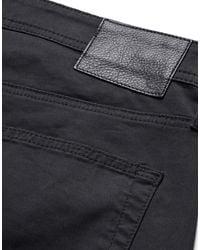AG Jeans Pantalon - Noir